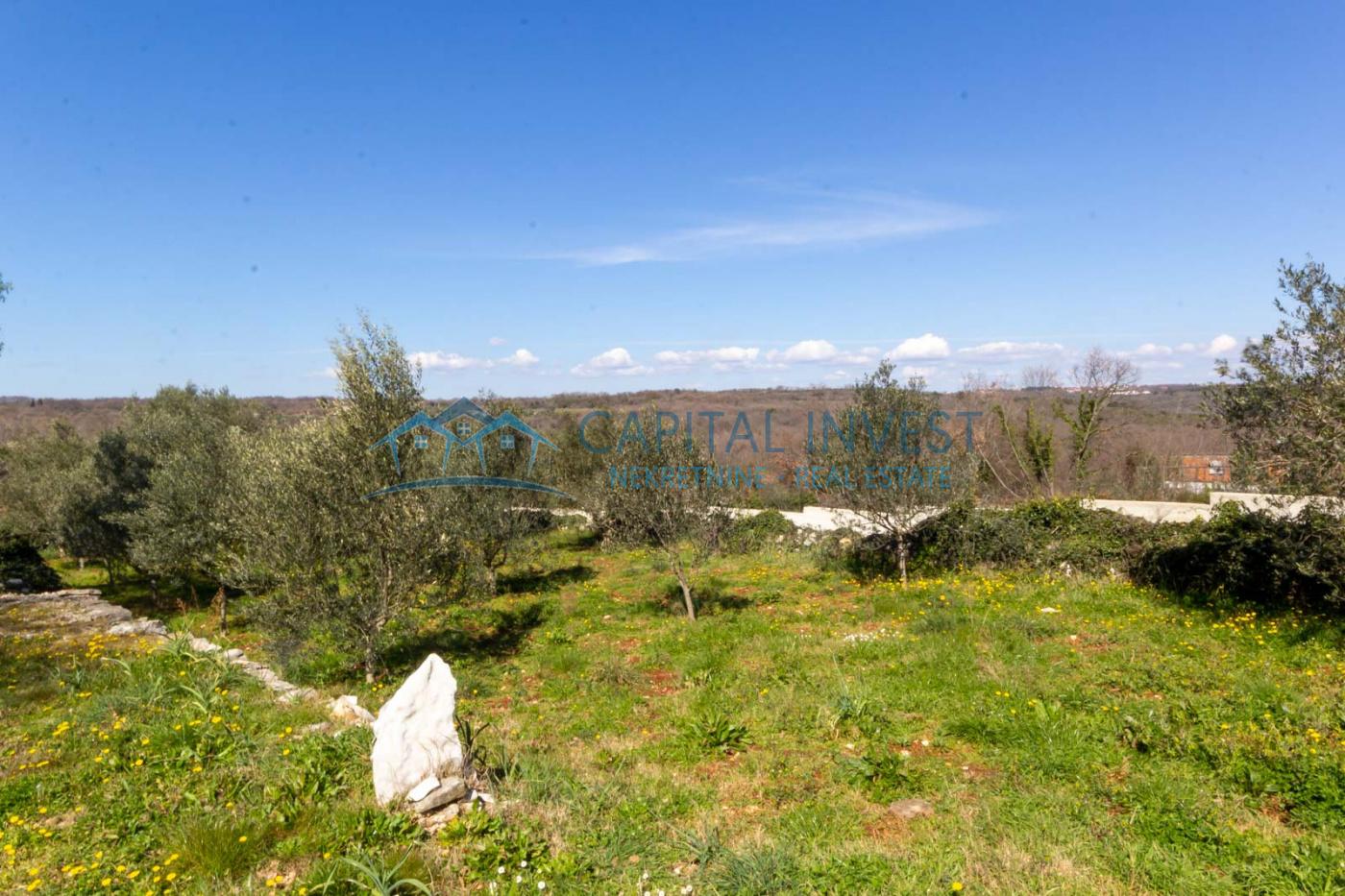 Išići, Peruški, Istarska županija, Hrvatska, ,Građevinsko zemljište,Prodaja,1035